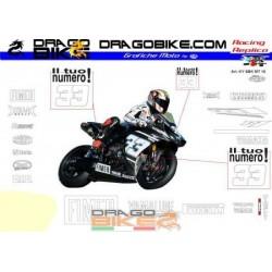 Motorbike Stickers Replica...