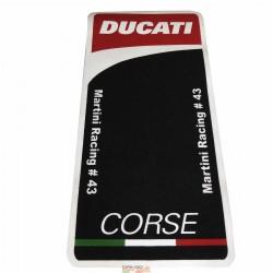 Garage Mats Personal Ducati