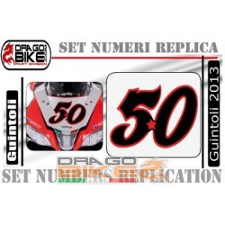 Race Number  50 Claudio Corti
