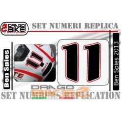 Race Number 11 Ben Spis 2013