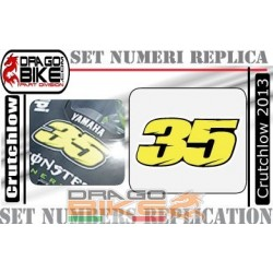 Race Number Cal Crutchlow...