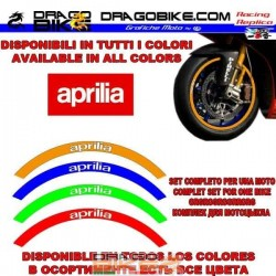 Stripe wheels Aprilia