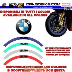 Stripe wheels BMW