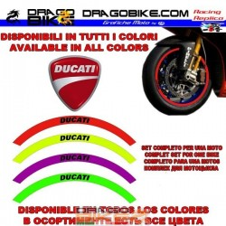 Stripe wheels Ducati