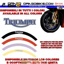 Stripe wheels Triumph