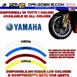 Stripe wheels Yamaha