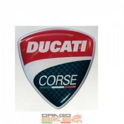 Resin's Logos Ducati 70 mm