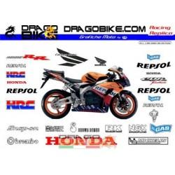 Stickers Kit Honda CBR 1000...