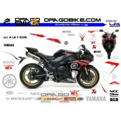 Stickers Kit K LB Yamaha R20R