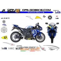 Stickers Kit Yamaha.