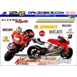 Stickers Kit Ducati Motogp...