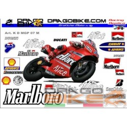 Decals Kit Ducati MotoGP...