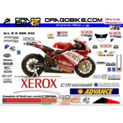 Stickers Kit Replica Ducati...