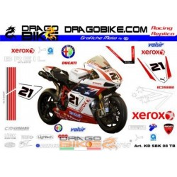 Stickers Kit Moto Ducati...