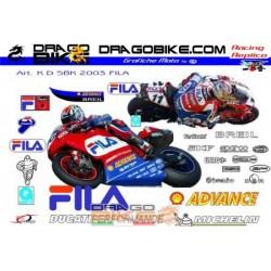 Stickers Kit Ducati Sbk...