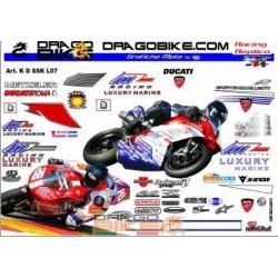 Stickers Kit Ducati...