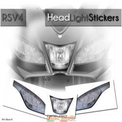 Headlight Stickers Aprilia...