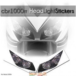 Headlight Stickers Honda...