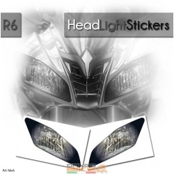Headlight Stickers  Yamaha R6