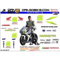 Decals Kit Honda SS TenKate...