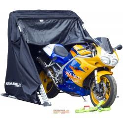 Armadillo Motorcycle Garage...