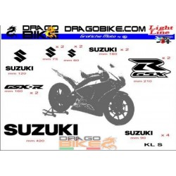 Sticker Kit   Light for Suzuki