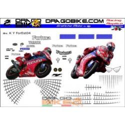 Stickers Kit Yamaha Fortuna...
