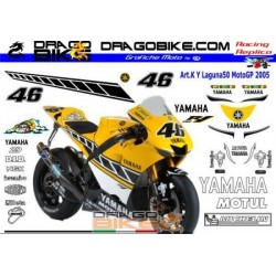 Stickers Kit Yamaha 50...