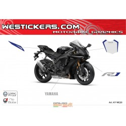 Set WE20 of deco Yamaha R1
