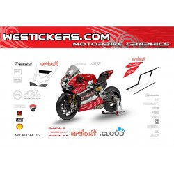 Ducati SBK 2016 Aruba...