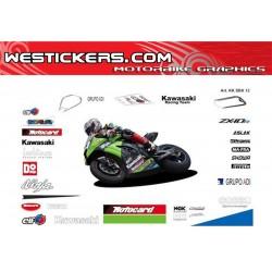 Kawasaki SBK 2012 Race...