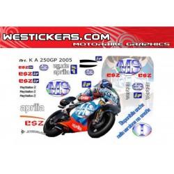 Motorbike Sticker Kit...