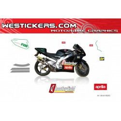 Stickers Kit Aprilia RS 250...