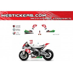 Stickers Kit Aprilia Total...
