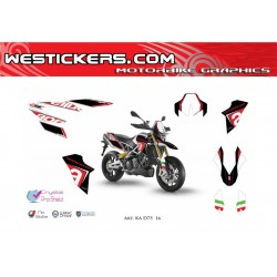 Stickers Kit Aprilia...