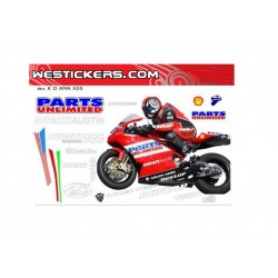 Stickers Kit Ducati SBK USA...