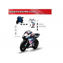 Stickers Kit Total Yamaha...