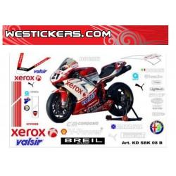 Sticker Kit   Ducati...