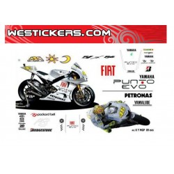 Motorbike Stickers Replica...