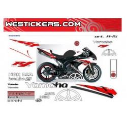 Stickers Kit Yamaha R 15