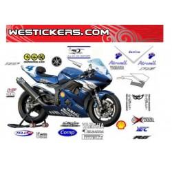 Decals Kit Yamaha...
