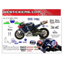 Race Replica Graphics...
