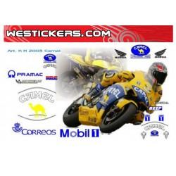 Graphics Decal Honda MotoGP...