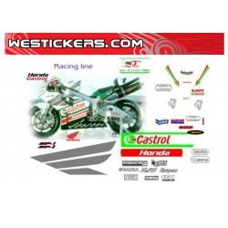 Kit Honda SP-W SBK 2001...