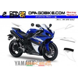 Stickers Kit Yamaha R1 2009...